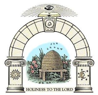 holinessMasonicArchBeehiveRoses